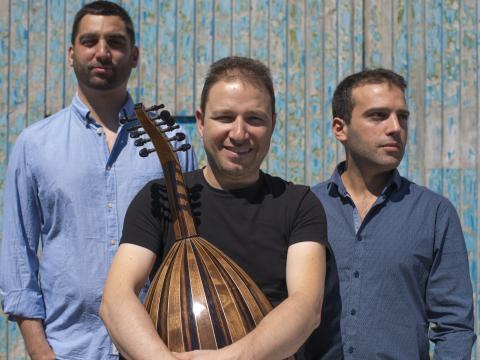 Nizar Rohana Trio (photo by Keny Drew)
